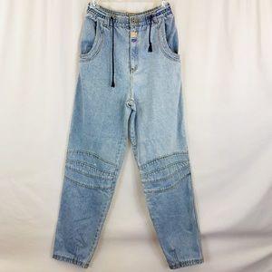 Vintage gitano patchwork jeans